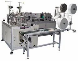 3 Ply High Speed Mask Making Machine