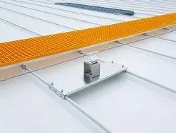 Fibre Roof Walkway