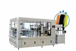 Soda Soft Drink Filling Machine