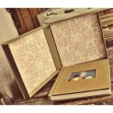 Photo Album Cover & Box