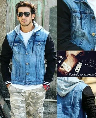 c39defeece7 Denim Jacket at Rs 1650 /piece | Mandvi | Mumbai | ID: 20428630230
