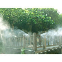 High Pressure Mist Cooling System
