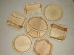 Eco Friendly Areca Leaf Plates