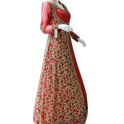 Red Bridal Wedding Suit