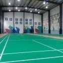 Badminton Court Construction Service