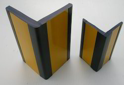 LDPE Rubber Column Guard