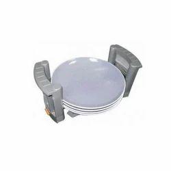 Round Plate Holder