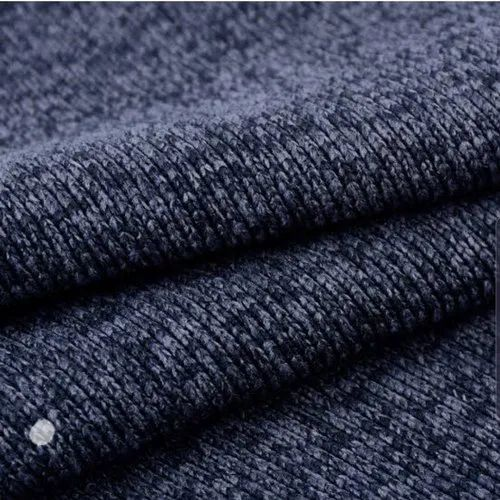 Woolen Plain Wool Fabric