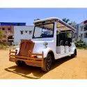 8 Seater Classic Electric Golf Cart