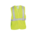 Green Reflective Safety Vests, Traffic Control And Sea Patrolling