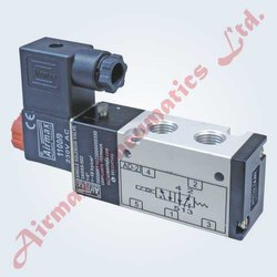 AD 20 Series 5/2 Single Solenoid Valve