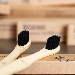 Medium Bamboo Biodegradable Toothbrush