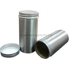 250 ml Aluminum Nutraceutical Canisters