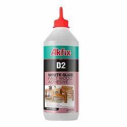 D2 PVA White Glue Fast Wood Adhesive