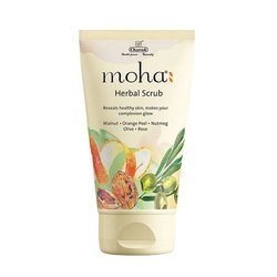 Moha Herbal Face Scrub, Packaging Size: 60 mL