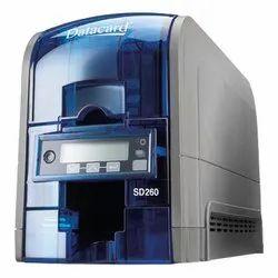 Entrust Datacard SD260 Plastic ID Card Printer
