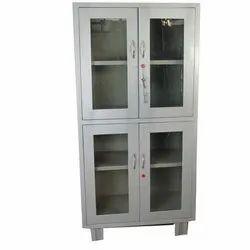 RMF Metal Library Almirah, Warranty: 1 Year