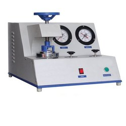 Micro Print Bursting Strength Tester