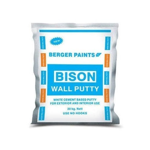 40 Kg Berger Wall Putty For Exterior Interior Rs 600 Bag Rk Hardware Sanitary Store Id 20133970655