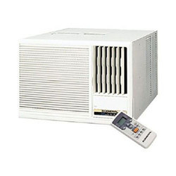 White O General 2 Ton 3 Star Window AC