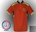 Sports Orange T-shirt