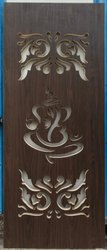 Telsia Door Wood Laminated Safety Door-LSP-13, For Villas