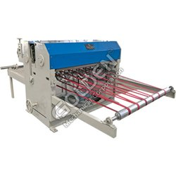 62 Inch Rotary Reel Sheet Cutting Machine