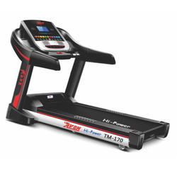 TM-170 Motorized D.C. Treadmill