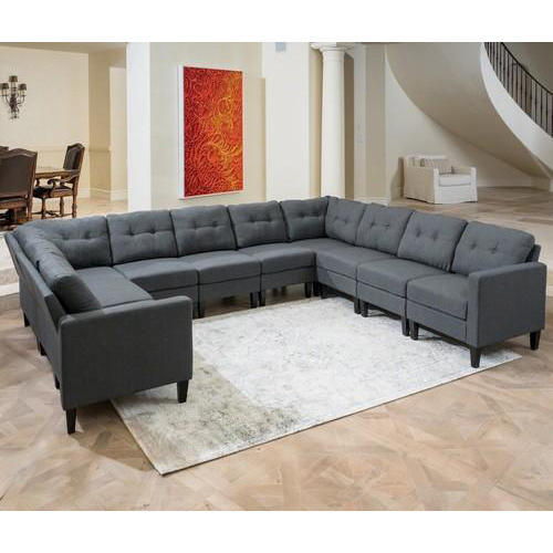 10 Seater Wood Sofa Set Rs 52000 Set Wood Arts India