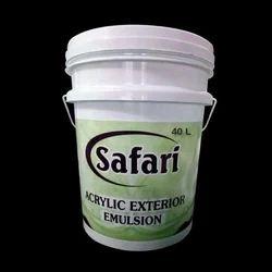 100% Acrylic Exterior Emulsion Paint