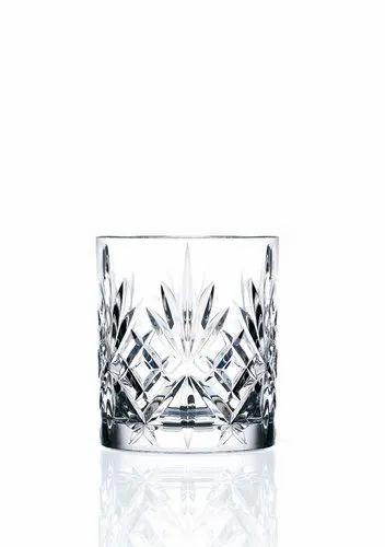 RCR Transparent Melodia Glass Set 230 mL