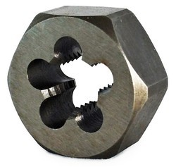 HSS Hexagonal Die Nut