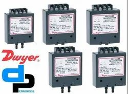 Dwyer Series 616C -3 Differential Pressure Transmitter Range 0-10 Inch wc