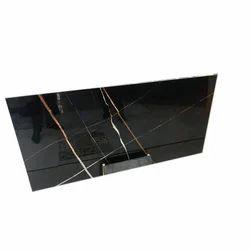 Ceramic Black Granite Tiles, 5-10 Mm