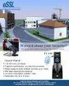 ESSL Guard Patrol Monitoring Biometric Guard Tour Reader System