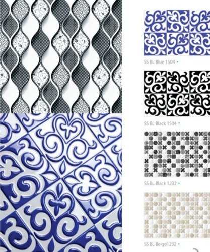 300x600 Blackberry Wall Tiles