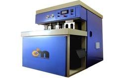 Semi-Automatic PET Blow Moulding Machine
