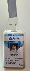 PVC Digital Printing ID Card