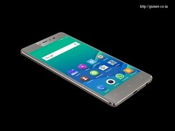 8mp Front Camera With Flash Gionee