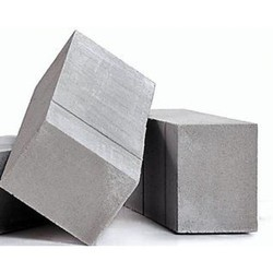 Grey Rectangular AAC Block