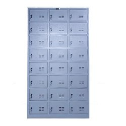 24 Industrial Lockers