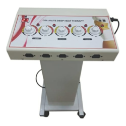 Cellulite Deep Heat Therapy With Trolley