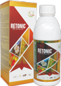 Retonic Plant Growth Stimulant, For 20ml Per 15 L Water, Packaging Type: Hdpe Bottle