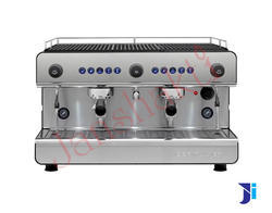 Double Group Iberital Coffee Machine
