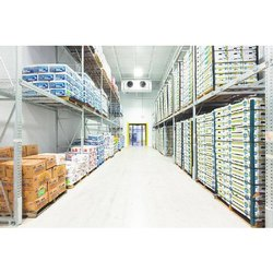 Puf Panel Fruits Cold Storage Services, Automation Grade: Automatic, Capacity / Size Of Storage: 10x10