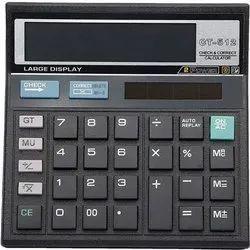 Digital Black SSS CT512 Calculator Basic Model