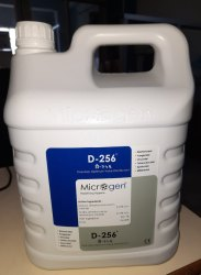 MicroGen D256 Solution (5 Litres)