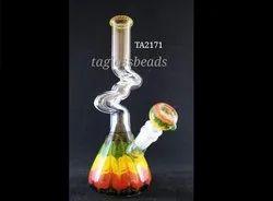 Premium Rasta Bong Glass Smoking