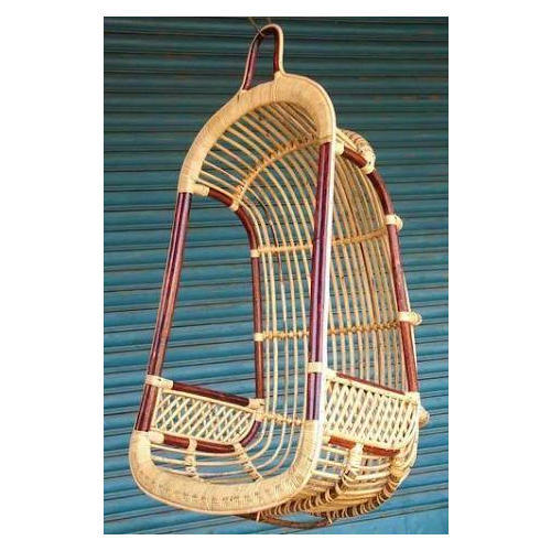 Calcutta Cane Bamboo Swing Chair