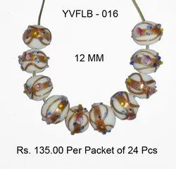Lampwork Fancy Glass Beads - YVFLB-016
